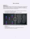 PE Game Sheet: Balloons