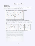 PE Game Sheet: Beanbag Tag