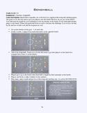 PE Game Sheet: Benchball
