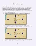 PE Game Sheet: Blastball