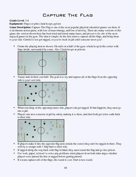 PE Game Sheet: Capture The Flag