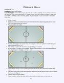 PE Game Sheet: Corner Ball