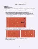 PE Game Sheet: Critter Dash