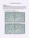 PE Game Sheet: Fitness Dodgeball