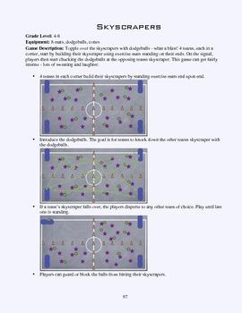 PE Game Sheet: Skyscrapers
