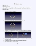 PE Game Sheet: SpellBall