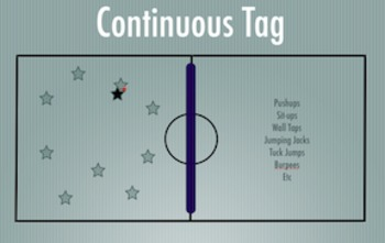 PE Game Video: Continuous Tag