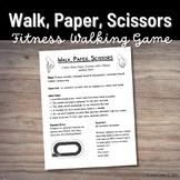 PE Game: Walk, Paper, Scissors - Fitness Walking & Social