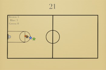 PE Game Video: 21 Basketball