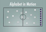 PE Game Video: Alphabet In Motion