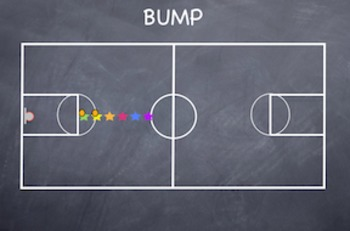 PE Game Video: BUMP Basketball