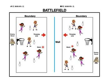 PE Games Battlefield