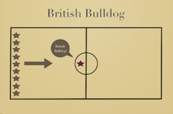 PE Game Video: British Bulldog