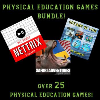 PE Games Bundle!  Save Big!