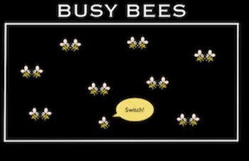PE Game Video: Busy Bees