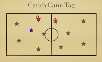 PE Game Video: Candy Cane Tag