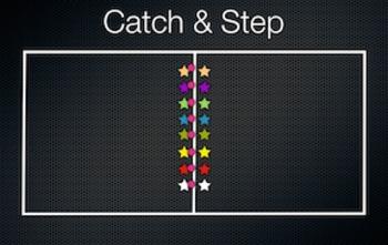 PE Game Video: Catch & Step
