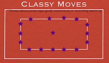 PE Game Video: Classy Moves