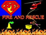 "Super PE Game - ""Fire and Rescue"""