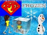 "Super PE Game - ""Frozen"""