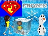 "Super PE Game - ""Frozen"""