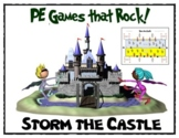 "PE Games that Rock! - ""Storm the Castle"""