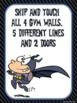PE Halloween Instant Activities- 20 Movement Signs