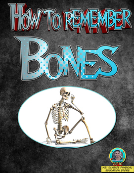 PE How to Remember Bones