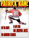 PE: Kane Warm Up Poster