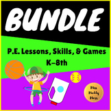 PE Lessons BUNDLE