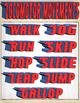 PE Locomotor Movement Posters