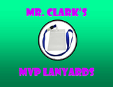 PE MVP Lanyards Full Collection