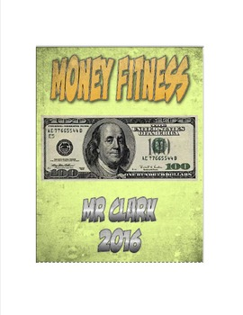 PE Money Fitness Dollars