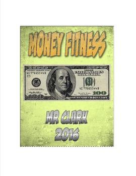 PE Money Fitness Dollars