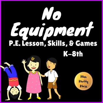 PE No Equipment Games