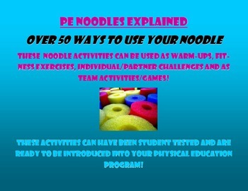 PE Noodles Full Collection