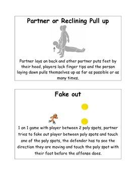 PE Partner Cards