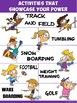 PE Poster: Activities that Showcase your Power