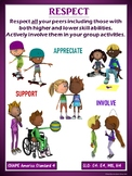 PE Poster: Diversity and Inclusion in Physical Education- Respect