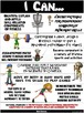 "PE Poster: ""I Can"" Statements- High School Version; Standa"