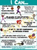 """PE Poster: """"I Can"""" Statements- Standard 3: Achieving a Higher Level of Fitness"""