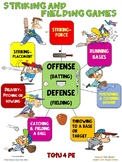 PE Poster: Teaching Games for Understanding (TGfU)- Striking and Fielding Games