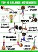 PE Poster: Top 10 Balance Movements