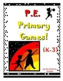 P.E. - Primary Games (K-3)