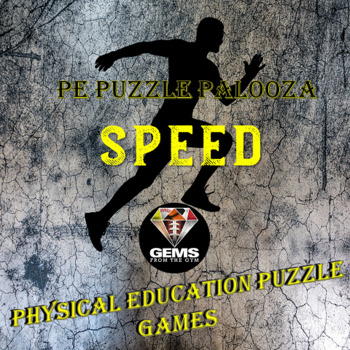PE Puzzle Game - Speed!
