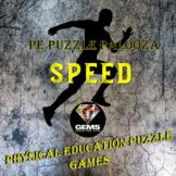 PE Puzzle Game - Speed!