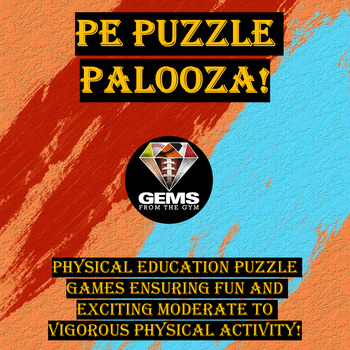 PE Puzzle Palooza Game (Balancing)!