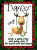 PE Reindeer Instant Activities- 20 Christmas Movement Signs