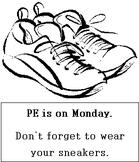 PE Reminder 1