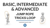 PE Resource: Jump Rope Tricks Animated GIF Powerpoints and